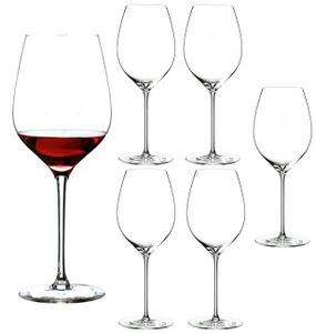 Bordeaux Weinglas 660ml Celebration  6 Stück Rona