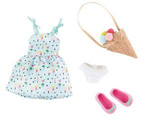 Käthe Kruse Sweet Mint Girl-Outfit Teenager-Puppen-Kleidungsset 4-teilig