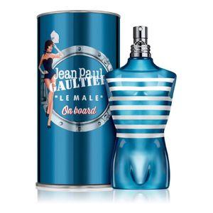 Jean Paul Gautier Le Male On Board Eau De Toilette Spray 125ml