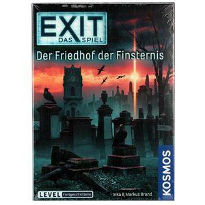 Kosmos 695163 Exit Das Spiel Der Friedhof der Finsternis, Escape Room