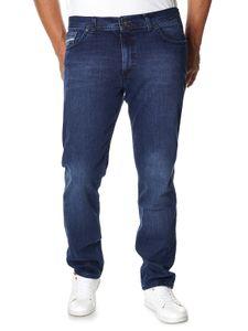 Stanley Jeans Herren Jeans Hose in Dark Blue 400-204 W32 - 92 cm L34