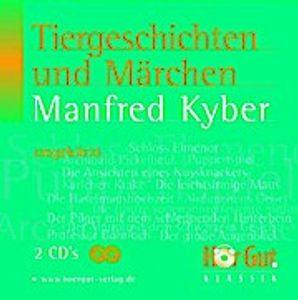 Tiergeschichten und Märchen, 2 Audio-CDs