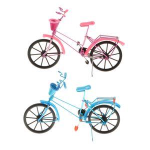 2 Stück Fahrradmodell