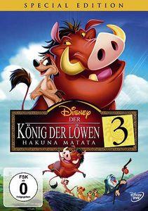 Der König der Löwen 3 - Hakuna Matata [DVD]