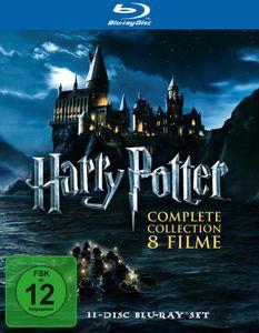 Harry Potter Box 1 bis 7.2 (11 Disc)