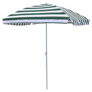 Sonnenschirm rechteckig grün 120x180cm
