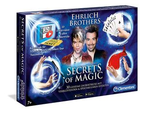 Clementoni Ehrlich Brothers Secrets of Magic