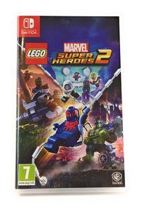 Nintendo Switch Lego Marvel Superheroes 2 Videogame Spiel Game Spider-Man Thor