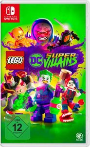 Lego DC Super Villains [Switch]