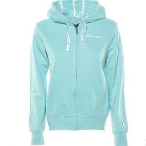 CHAMPION Hooded Full Zip Sweatshirt BLR BLR S