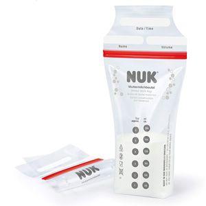 NUK Muttermilchbeutel 25 Stück in der Box