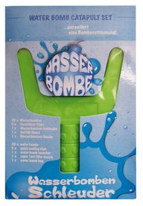 Wasserbomben Schleuder
