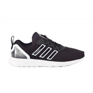 adidas Originals ZX Flux ADV Herren Sneaker Schwarz Schuhe, Größe:42 2/3