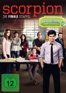 Scorpion - Season #4 (DVD) Final Season Min: 920DD5.1WS    Finale Staffel