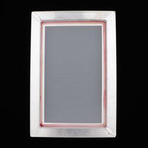 Siebdruckrahmen Siebdruckgewebe für Leiterplatte 31x41cm 120T 31 x 41 cm, 120 t wie beschrieben