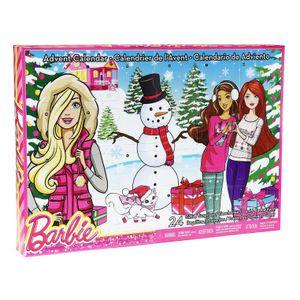 Barbie Adventskalender Mode & Accessories