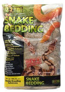Exo Terra Snake Bedding Substrat für Schlangen, Aufzucht von Schlangen 26,4l