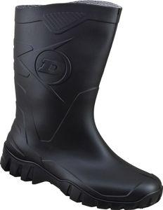 Dunlop Dee Stiefel schwarz Gr. 43