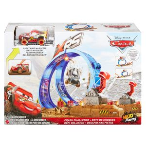Disney Cars Xtreme Racing Serie Crash-Looping Spielset