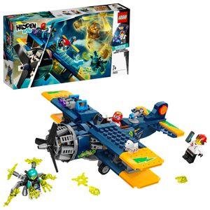 LEGO® Hidden Side El Fuegos Stunt-Flugzeug, 70429