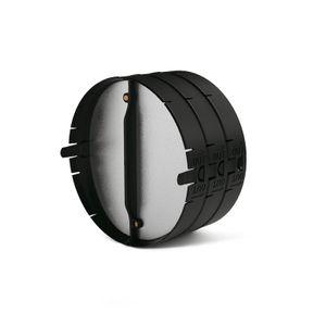 Naber Thermobox 125, schwarz/silber 4022049