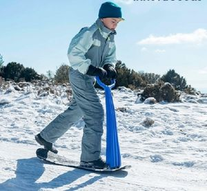 InnovaGoods Schneescooter für Kinder
