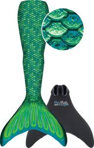 Fin Fun Meerjungfrau Mermaidens grün S/M