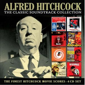 - Alfred Hitchcock: The Classic Soundtrack Collection -   - (CD / Titel: A-G)