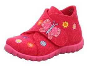 Superfit Kinder Hausschuh 8-00291-64 pink , Farben:pink, Kinder Größen:24