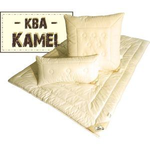 Garanta Kamel KBA - Duo-Warm Steppbett / Winter-Bettdecke, 200x200 cm