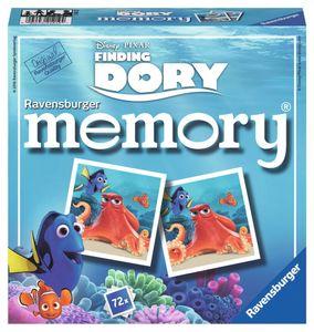 72 Karten Ravensburger Kinderspiel Legekartenspiel Findet Dory memory 21219