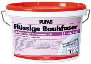 PUFAS Flüssige Rauhfaser - 2,5 Liter