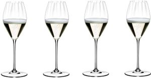 Riedel PERFORMANCE CHAMPANGE GLASS PAY 3 GET 4   588400028