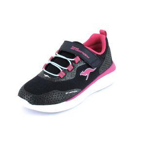 KangaRoos Sneaker KQ-Fleet EV Größe 35, Farbe: dk navy/fandango pink