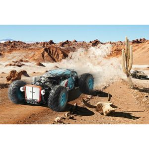 Revell Control Muscle Racer, ferngesteuertes Auto mit Allradantrieb, 2.4 GHz, ab 8 Jahren, 24446
