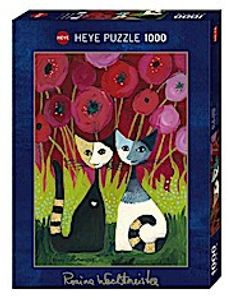 HEYE 29900 Rosina Wachtmeister Poppy Canopy mit Goldfolienprägung 100
