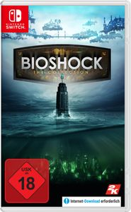 BioShock - The Collection - Nintendo Switch