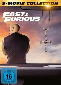 Fast & Furious  - 9 Movie Collection