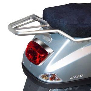 Givi Topcaseträger Monolock chrom für Vespa LX 50-150/S 50