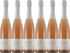 6x Secco Rosé  – Weingut Schunck, Pfalz – Weißwein