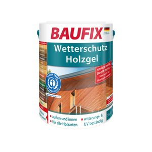 BAUFIX Wetterschutz-Holzgel palisander
