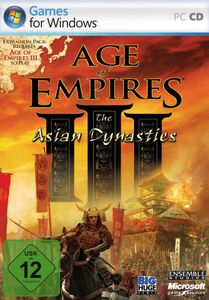 Age of Empires 3 - The Asian Dynasties (Add-On)
