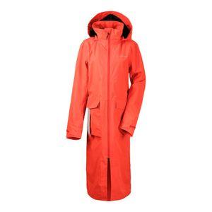 Didriksons Nadja Womens Coat - Regenmantel, Größe_Bekleidung_NR:36, Didriksons_Farbe:poppy red