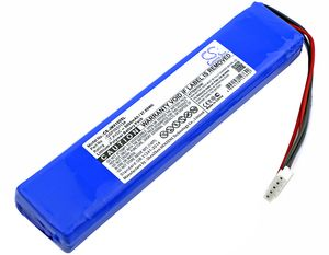 Ersatzakku - CS-JMX100SL - JBL Xtreme / GSP0931134 - 7,4 Volt 5000mAh Li-Polymer