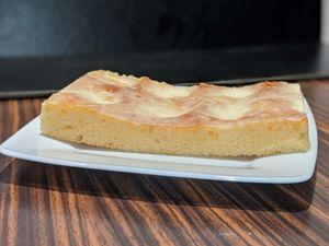 Vestakorn Quark-Zuckerkuchen 250g, Saftiger Butterkuchen…