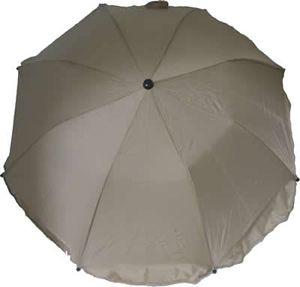 Reer Sonnenschirm 2in1 75 cm UV Schutz 50+ sand