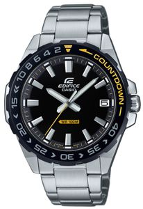 Casio Edifice Armbanduhr EFV-120DB-1AVUEF Edelstahl