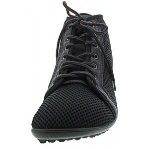 Leguano Aktiv plus Outdoorschuh + Zehensocke, Size:41, colors:schwarz