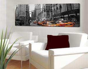 Leinwandbild No.21 New York, New York 120x40cm, Größe:40cm x 120cm