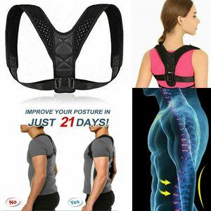 Miixia Rückenbandage Haltungskorrektur Stabilisator Rückenorthese Schulter Geradehalter Büsteumfang: 85-115CM
